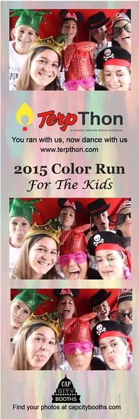 Terp Thon's 2015 Color Run