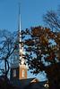 Memorial Chapel spire