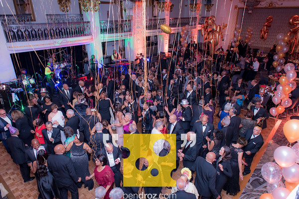 The Consorts New Years Eve, Mayflower Hotel, December 31, 2016.  Photo by Ben Droz