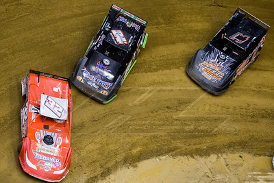 Bobby Pierce (32), Corey Ford (84F) and Levi Ashby (1A)