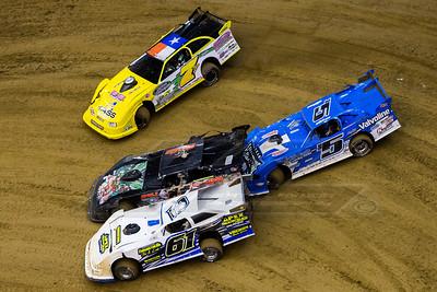 Allen Weisser (61W), Austin Hubbard (11), Austin Theiss (7D) and Brandon Sheppard (B5)