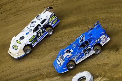 Allen Weisser (61W) and Brandon Sheppard (B5)