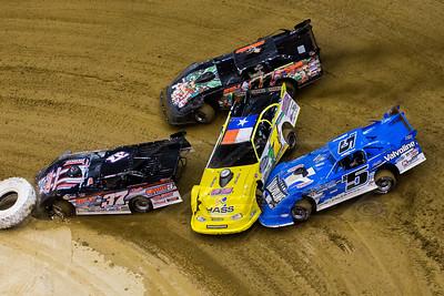 Scott  Ward (37), Austin Theiss (7D), Austin Hubbard (11) and Brandon Sheppard (B5)