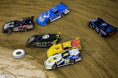 Austin Hubbard (11), Brandon Sheppard (B5), Zach McMillan (14Z), Mike Hammerle (16), Freddie Carpenter (K) and Chris Fetter (15F)