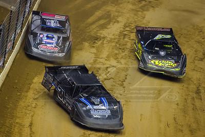 Tyler Millwood (31), Reno Markham (21M) and Brent Larson (B1)