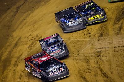 Hunter Rasdon (R5), Reno Markham (21M), Tyler Millwood (31) and Brent Larson (B1)