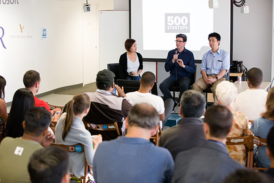 #FutureofUI @500Startups @EdithYeung The Future of Voice. No UI is the new UI 500 Startups Edith Yeung