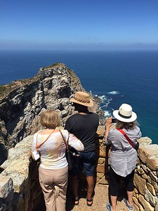 Expansive views at the Cape of Good Hope - Kristin Appelget