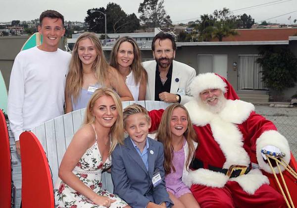LMB - Summer Social with Santa
