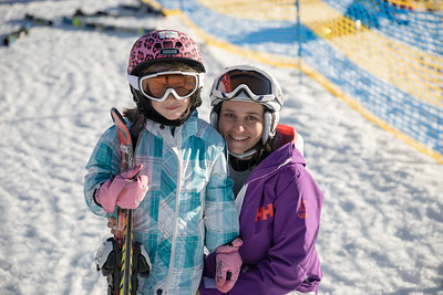 Learning to Ski at Thredboland