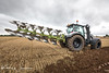 YX67 ECF Valtra T174 with Dowdeswell MA plough