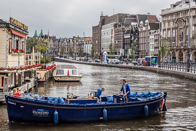 Floating Amsterdam