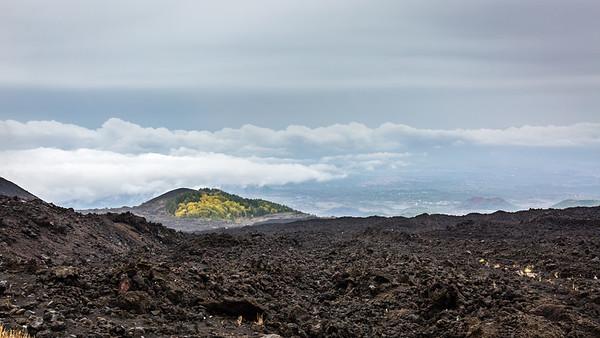 Mount Etna, Sicily