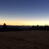Sunset at 10:18am