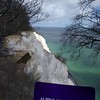 Mons Klint- chalk cliffs. On Mon, an island in Southern Denmark. Borre, Denmark