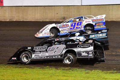 Timothy Culp (C8), Gregg Satterlee (22) and Boom Briggs (99B)