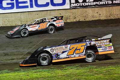 Billy Drake (75) and Logan Martin (26)