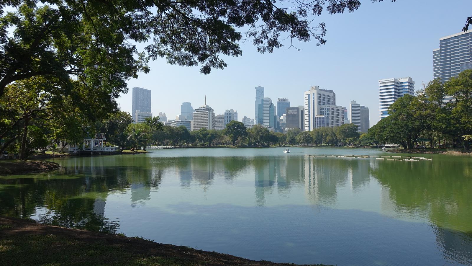 Lumpini Park – Bangkok