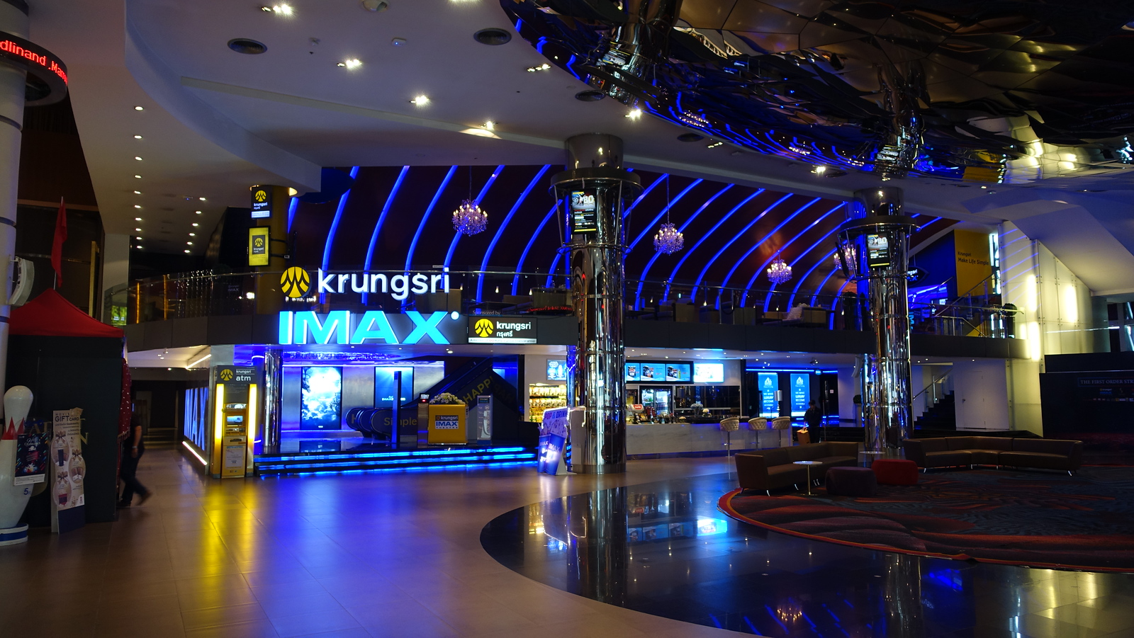 Siam Paragon Cineplex Theatre
