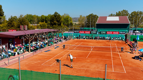 01.06 Great place to play tennis - Trofeo Juan Carlos Ferrero 2017