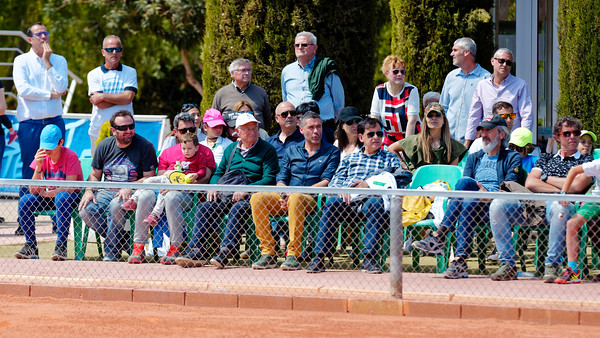 01.02 Enjoying the matches - Trofeo Juan Carlos Ferrero 2017