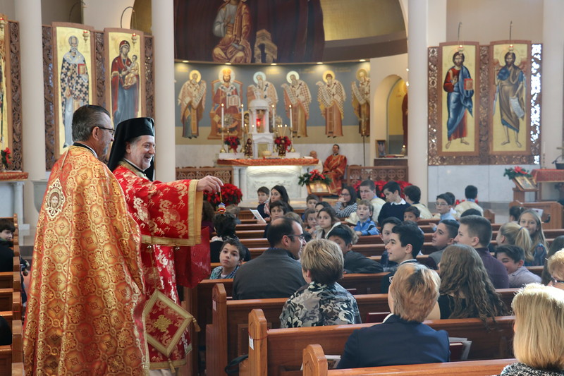 Troy Hierarchical Divine Liturgy