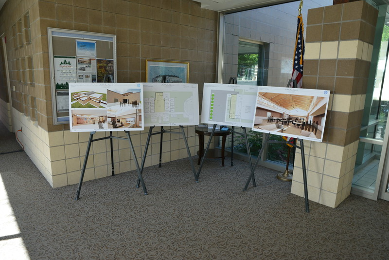 Troy Parish Building Expansion Ground Breaking