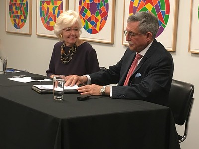 November 13, 2017 - YLSA of NYC: Two Judges in Conversation