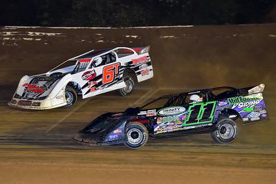 Austin Hubbard (11) and Tim Dohm (6T)
