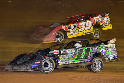 Tim McCreadie (39) and Austin Hubbard (11)