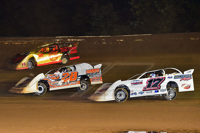 Freddie Carpenter (K), Tyler Carpenter (28) and Zack Dohm (17)