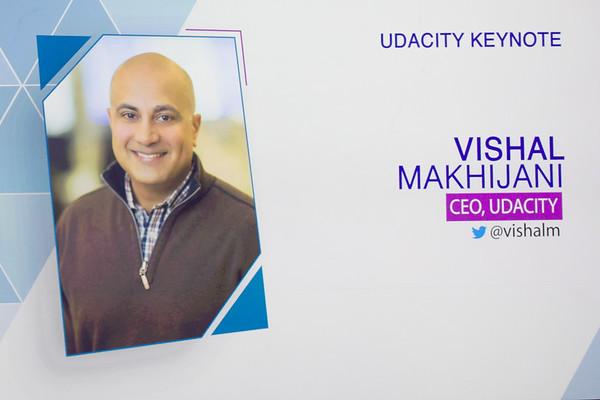 #UdacityIntersect @Udacity #OnlyAtUdacity