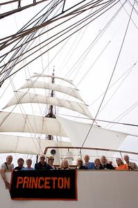 Princetonians under sail - Kim Lane Scheppele
