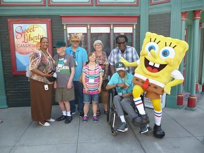 Universal Studios 1740 (September 5-8)