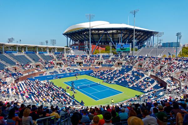 03 Grandstand - Us Open 2017