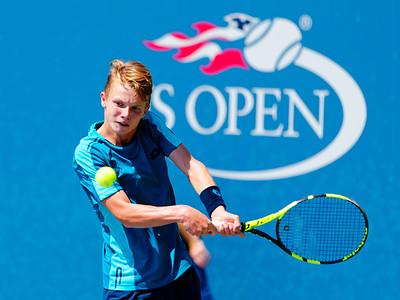 08 Jesper de Jong - Us Open juniors 2017