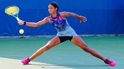 05a Whitney Osuigwe - Us Open juniors 2017