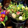 Flowers at Granville Public Market