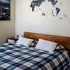 Vancouver condo bedroom