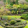 Sunken Garden at Butchart Gardens