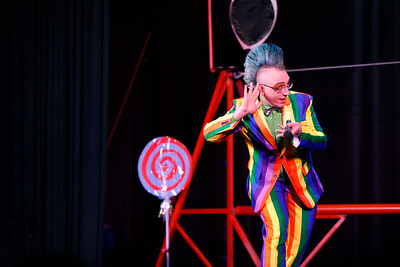 Vespertine Circus Presents: Charlie & the Chocolate Circus!