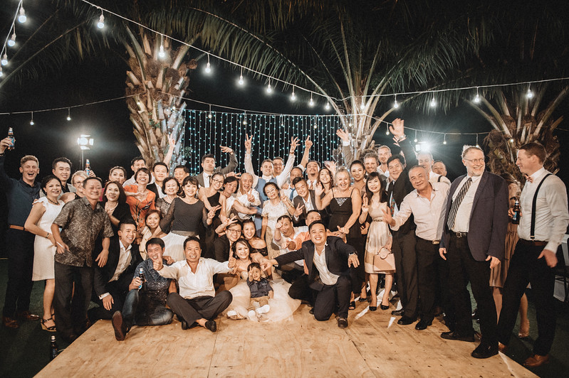 V&M wedding celebrated at Thảo Điền Village