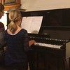 Naomi & Emily recital at home