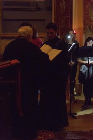 Visit of Bishop Paul 2017