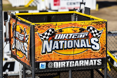 DIRTcar Nationals banner