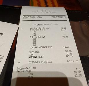 Cheap meals!