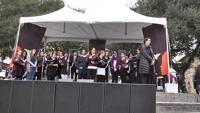 "Notre Dame Choir - ""Brave"""