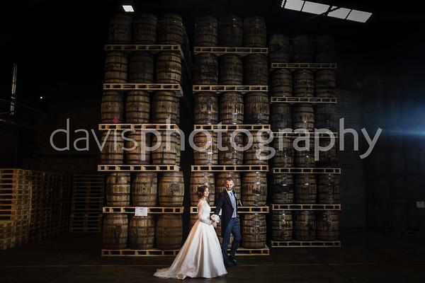 Emma + Gareth Tullyglass Wedding Photography