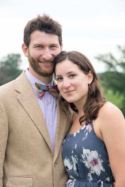 Congratulations Casey and Doug!  #WeissFrisbeeTreat Pittsburgh, August 2017.  Photo by Ben Droz