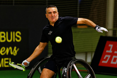 01.08 Stephane Houdet - Wheelchair Doubles Masters 2017